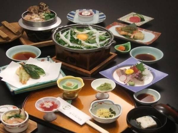 和食のお膳(一例)