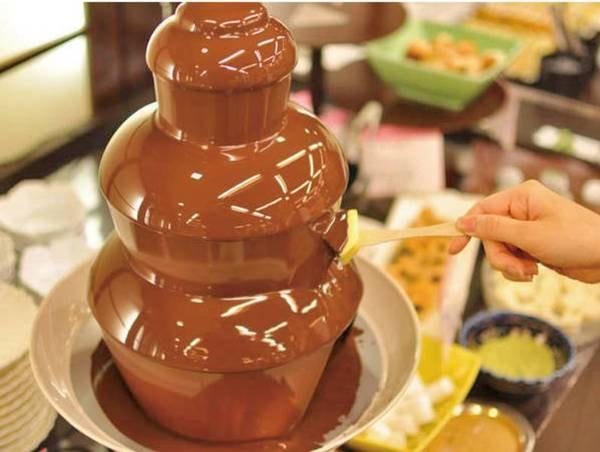 【夕食ブッフェ/例】お子様に人気!デザートも充実