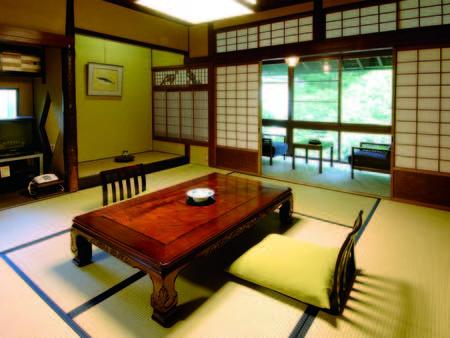 【本館和室/例】広縁付きの純和風客室