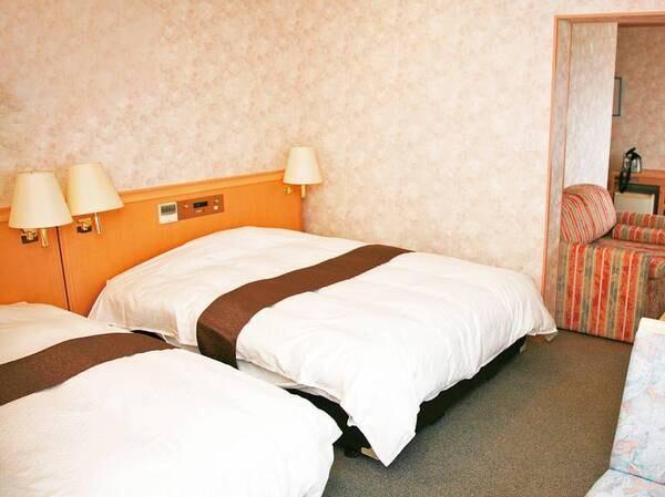 【客室/例】眺望は期待できません※非常階段や駐車場しか見えない部屋もあります