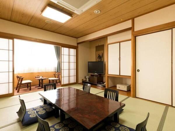 【和室10畳/例】シンプルな造りの和室