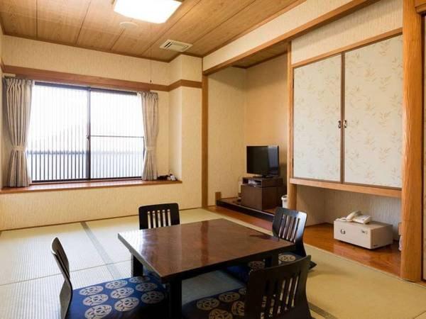 【和室9畳/例】シンプルな造りの和室