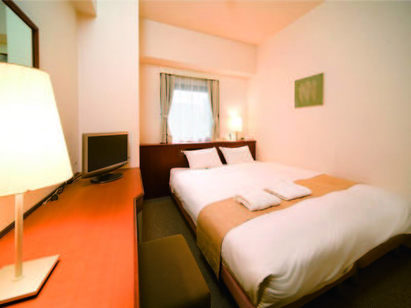 【セミダブル/例】13㎡で139cm幅のベッドを1台ご用意