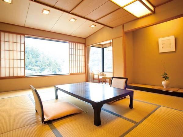 【客室/例】お部屋タイプは宿お任せ!8畳もしくは10畳和室にご案内