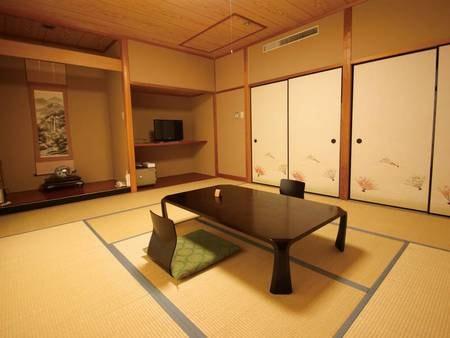 【和室/例】畳の香りが漂う落ち着いた雰囲気の和室