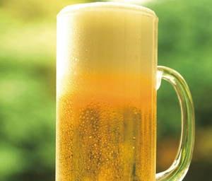 生ビール2杯/例