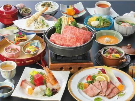【50歳以上限定特別会席/例】季節毎の旬の食材を厳選