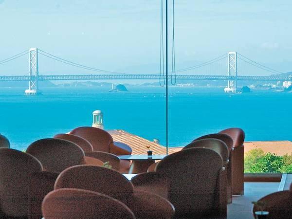 眺望一例/絶景!鳴門海峡と大鳴門橋を一望