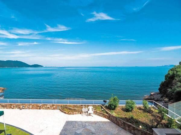【客室眺望/一例】オーシャンビュー!悠悠と広がる海を眺めてリラックス