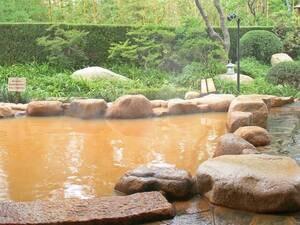 三の湯/露天風呂