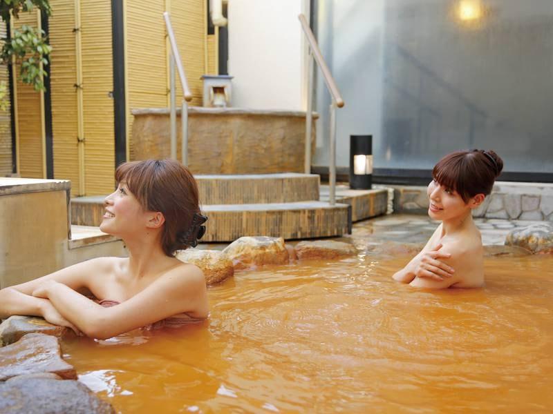 【本館「花結び」露天風呂※徒歩約3分】「花結び」のお風呂も利用できる