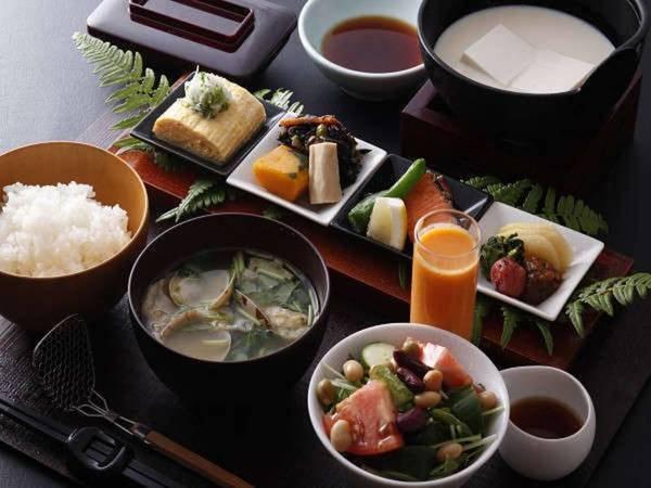 【朝食/例】こだわりの和定食