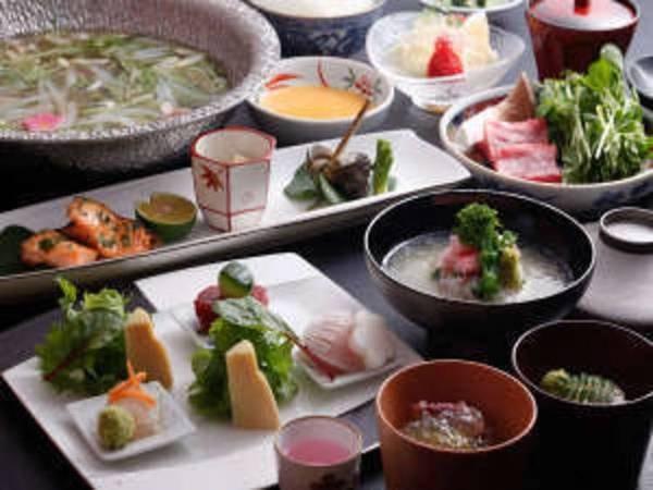 選べる夕食(一例)