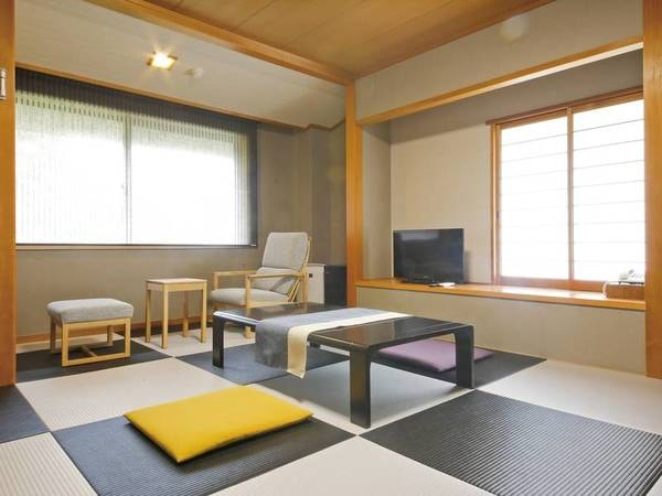 【モダン和室(8畳)/例】ひとつひとつ設えの異なる和室※バス・トイレなし(洗面台は有)