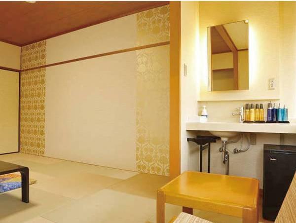 【モダン和室(12畳)/例】ひとつひとつ設えの異なる和室※バス・トイレなし(洗面台は有)