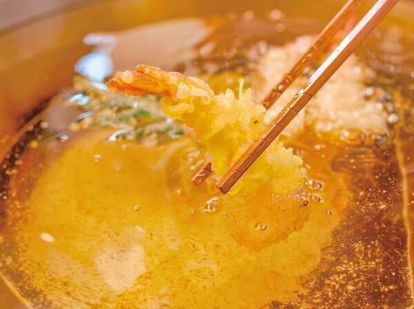 揚げたての天ぷら/例