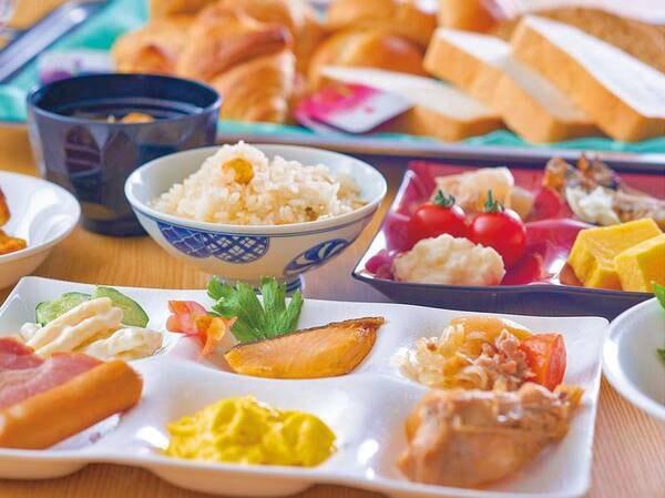 朝から元気に!朝食イメージ