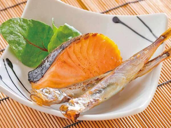 焼き魚/例