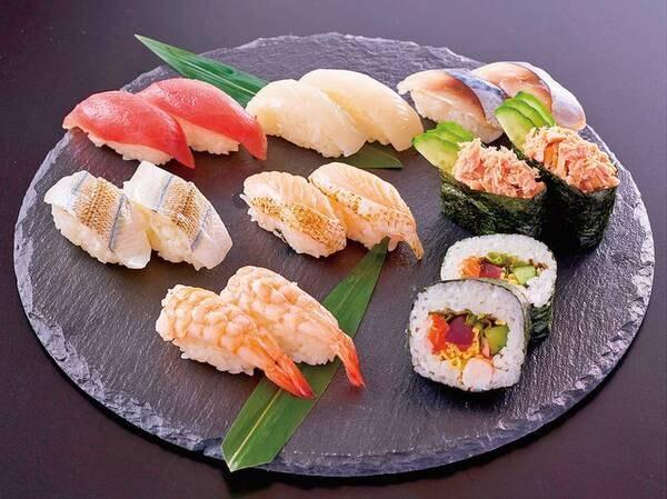 【3~5月 春の料理フェア】『8種類の寿司』※イメージ