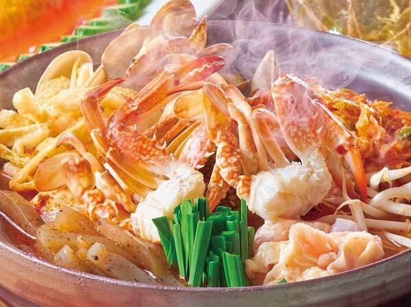 【★2021夏の料理フェア★】渡り蟹入り魚のアラ汁 辛味噌仕立て※イメージ