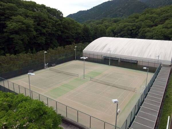 テニスコート(有料)