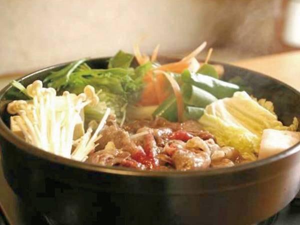 【三田牛すき焼きプラン/例】柔らかな三田牛は旨味たっぷり