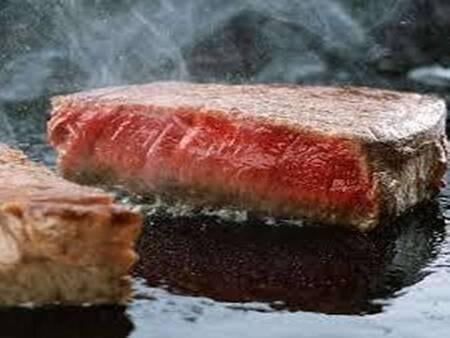 【夏:但馬牛ステーキ付会席/一例】地元ブランド「但馬牛」サーロインステーキ