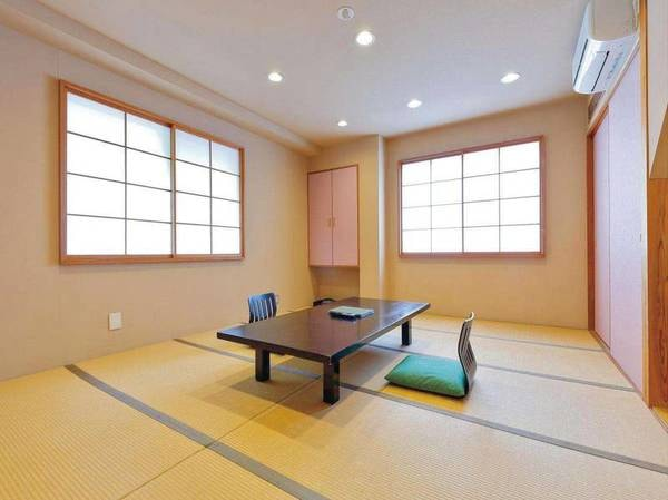 【和室/例】洗面+ウォシュレットトイレ付で清潔感のある純和室