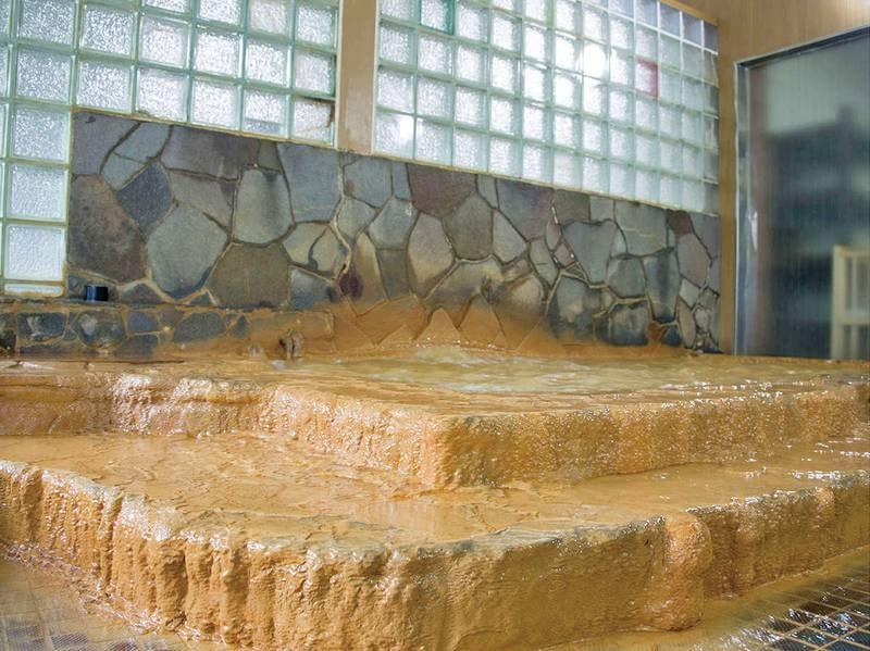 龍の湯館内浴場