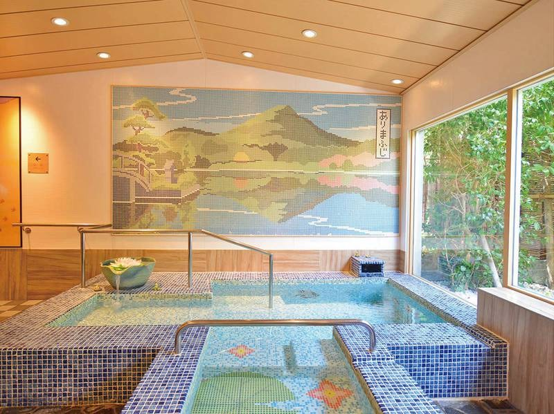 珠の湯館内浴場
