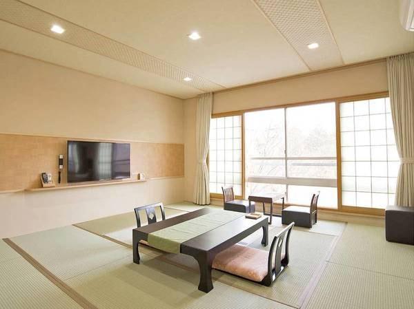 2018年リニューアル【12畳 和室/例】