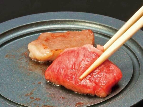 神戸牛プレミアム会席プラン【ジューシーで肉汁あふれる神戸牛】/例
