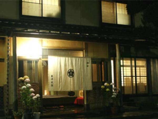 【外観】日本海の幸と味覚を楽しみゆったり源泉掛け流しのお湯に浸る旅を