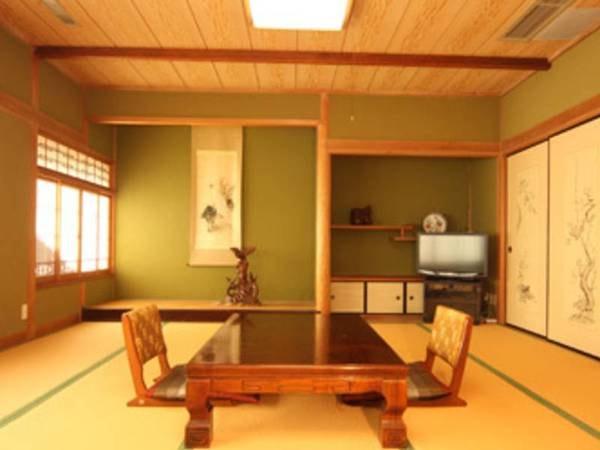【和室6畳/例】静寂な空間の和室6畳