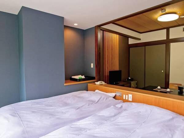 【洋室/例】ちょっぴり和室スペースが嬉しいお部屋