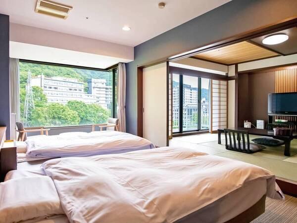 【和洋室/例】ファミリーやグループも満足のゆったりのお部屋