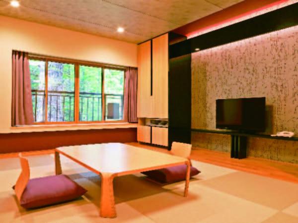 【客室/例】14畳の和室(眺望あり)をご用意