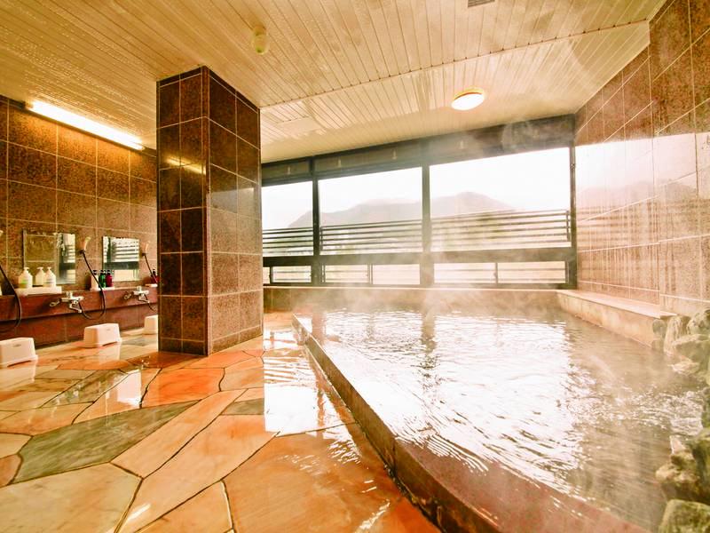 【大浴場】効能豊かな鬼怒川温泉で癒しのひと時を