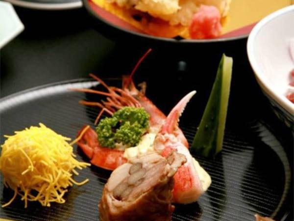 【お食事11品】スタンダード会席/一例