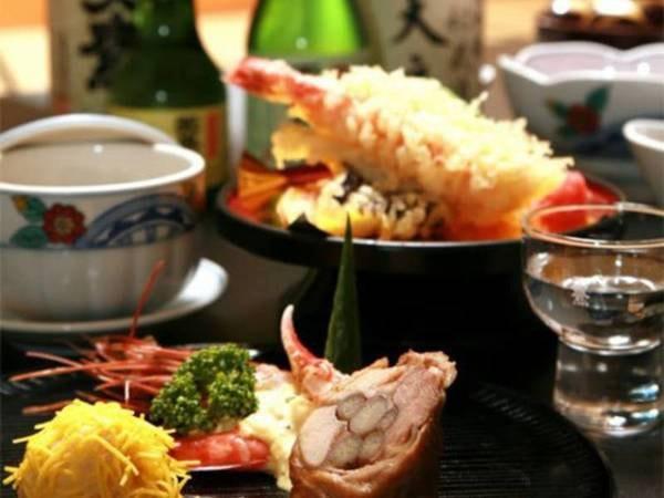 【お食事10品】エコノミー会席/一例