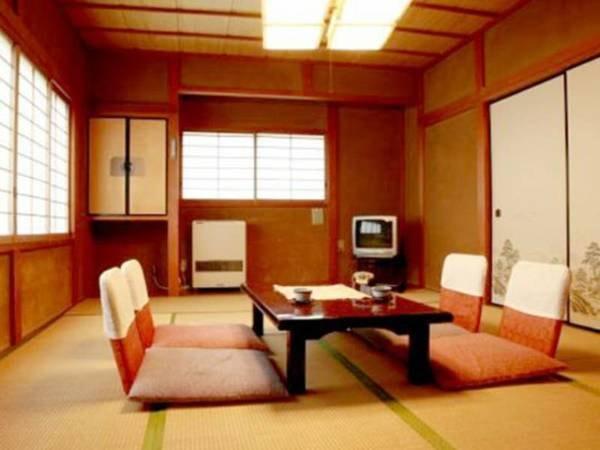 和室10〜12畳【バス・トイレ付】/一例