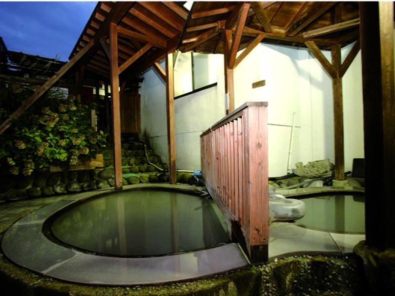 露天風呂七福の湯