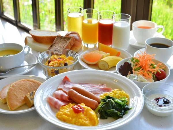 朝食バイキング/洋食盛り付け一例