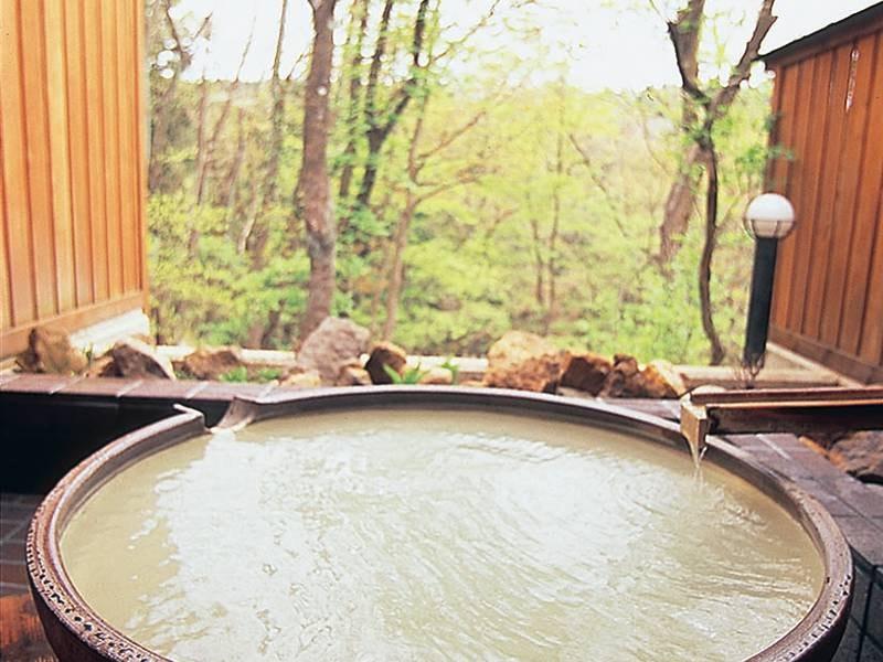 貸切風呂【りんどう・きすげ】