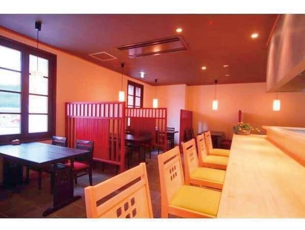 和食処『桜』ランチはご予約なしでもお召し上がりいただけます。