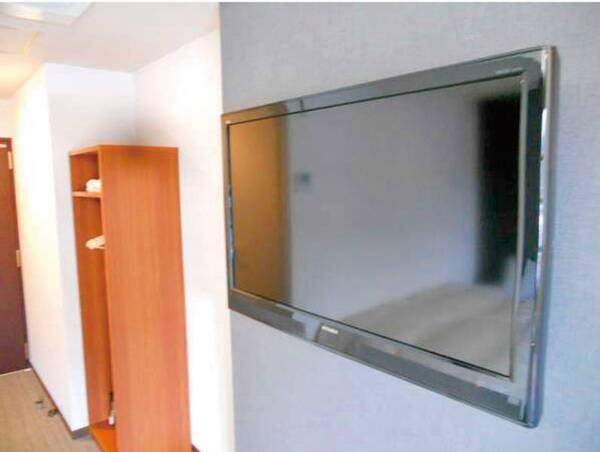 客室設備/例 全室40インチのTV付き!