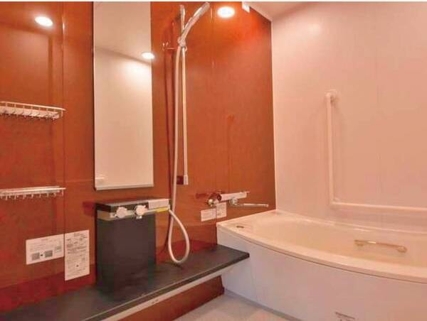 スイートルーム浴室/例
