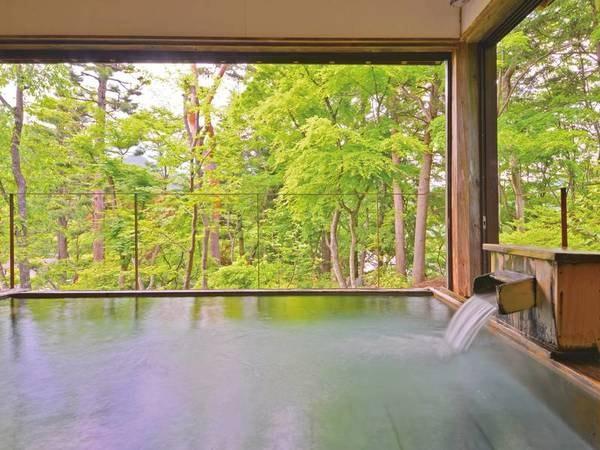 【日光 星の宿】自然と庭園を愉しむ高台の宿 ~自慢の本格湯波懐石でおもてなし~