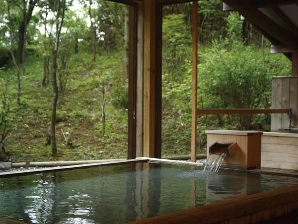 自由気ままに温泉を楽しむひとときを