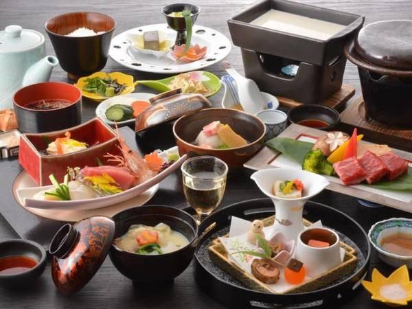 KAISEKI『若菜』(夕食一例)